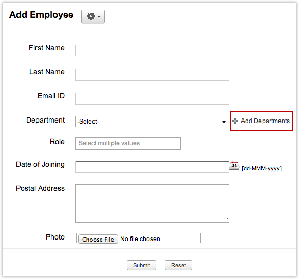 Doc585756 Sample Employee Form 12 New Hire Processing Forms – Employee Details Form
