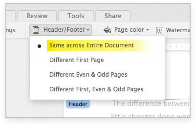 Editing a Document - Zoho Writer help